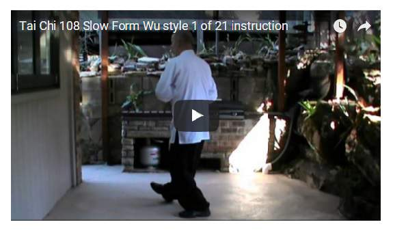 108 Slow Form Video